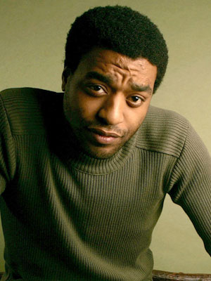 Chiwetel Ejiofor doctor who 12 atores para o 12º Doutor