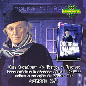 Comprar DVD Doctor Who Adventure in Space and Time