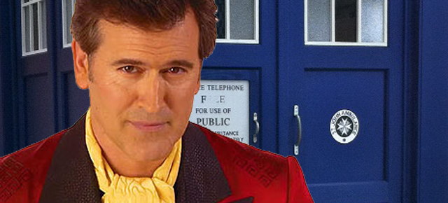 Bruce Campbell as The Doctor