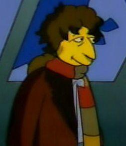 Quarto Doutor em Os Simpsons 2