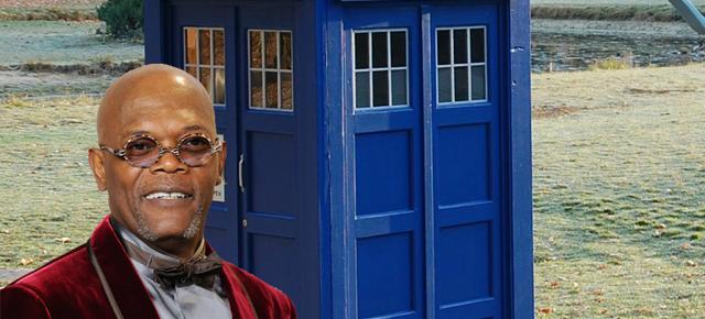 Samuel L. Jackson as The Doctor