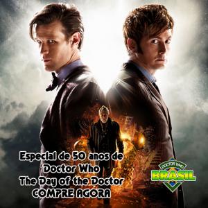 Doctor Who Especial 50 anos DVD Comprar