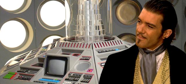 Antonio Banderas as The Doctor
