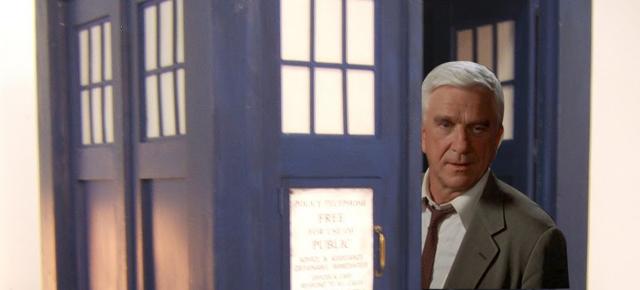 Leslie Nielsen as The Doctor
