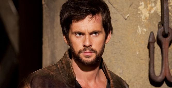 Tom Riley: brincando de ser Da Vinci e Robin Hood