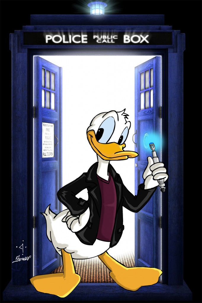 10 - Donald (Nono Doutor)