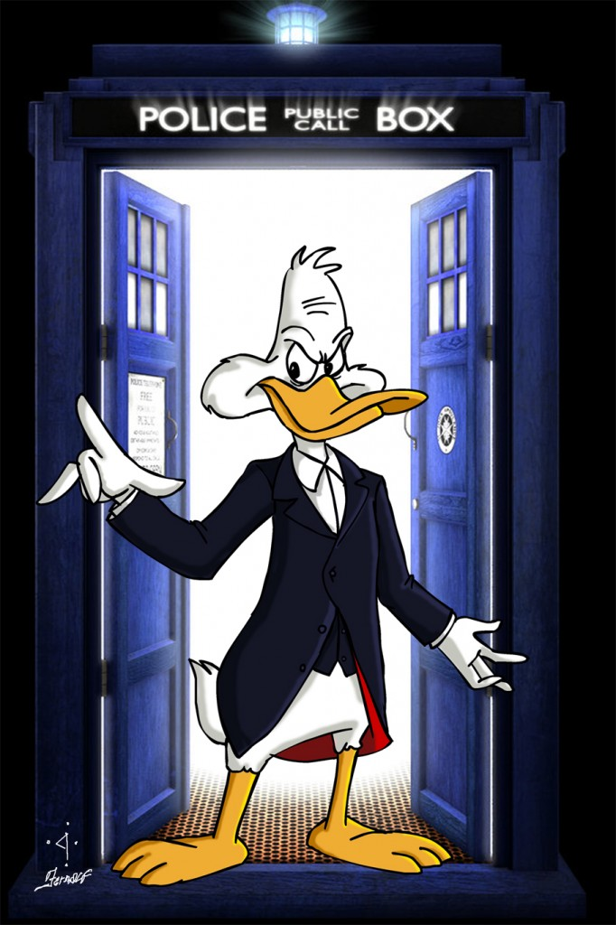 13 - Drake Mallard (Décimo Segundo Doutor)