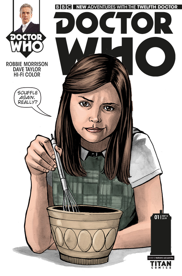 doctor who titan jenna coleman 01