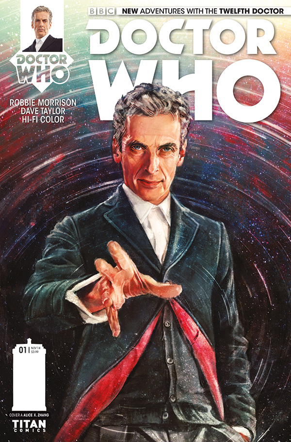 doctor who titan peter capaldi 01