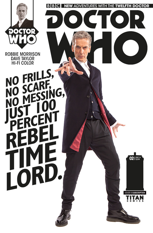 doctor who titan peter capaldi 02