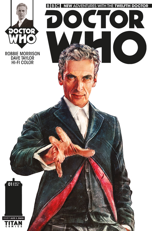 doctor who titan peter capaldi 04