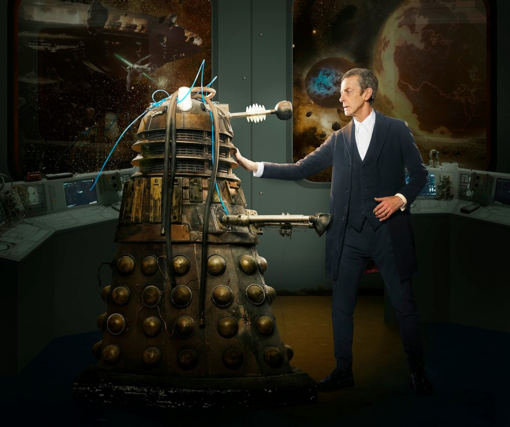 Doctor Who Into the Dalek 01