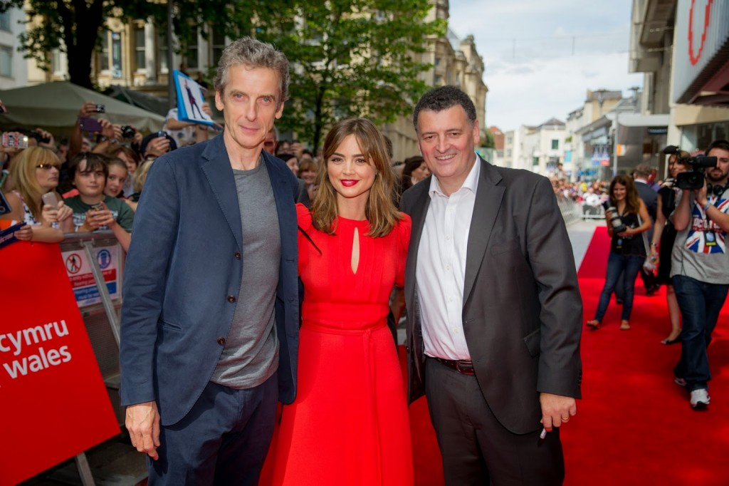 Doctor Who World Tour Peter Capaldi Jenna Coleman 03