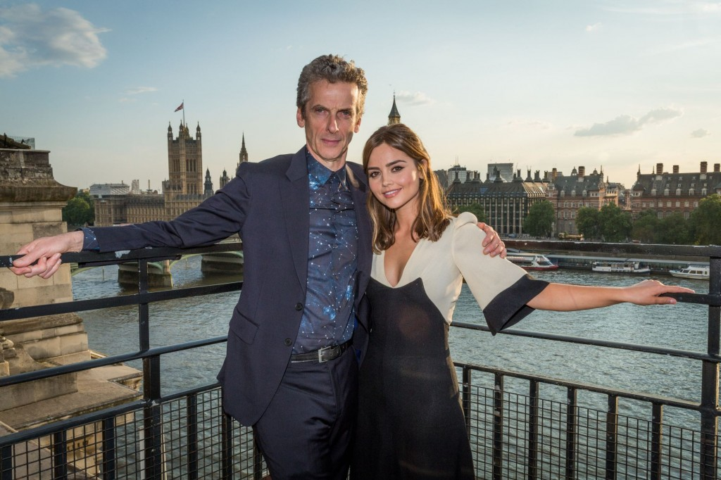 Doctor Who World Tour Peter Capaldi Jenna Coleman 06
