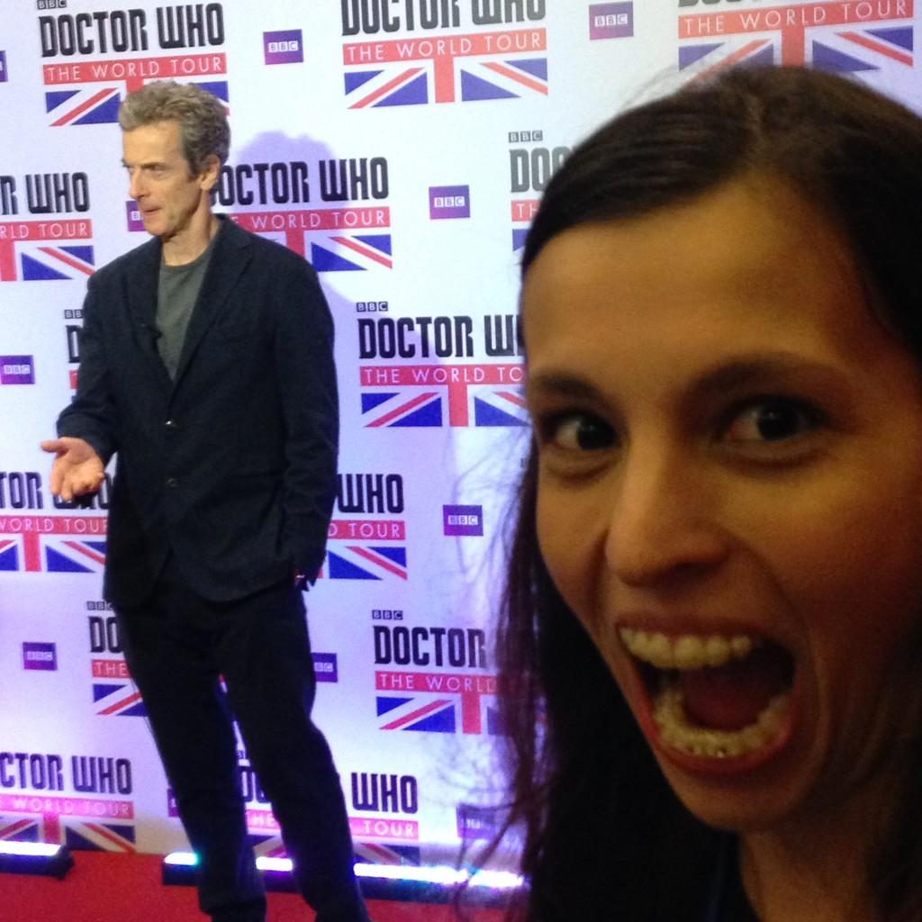 Doctor Who World Tour Rio de Janeiro Brasil 09