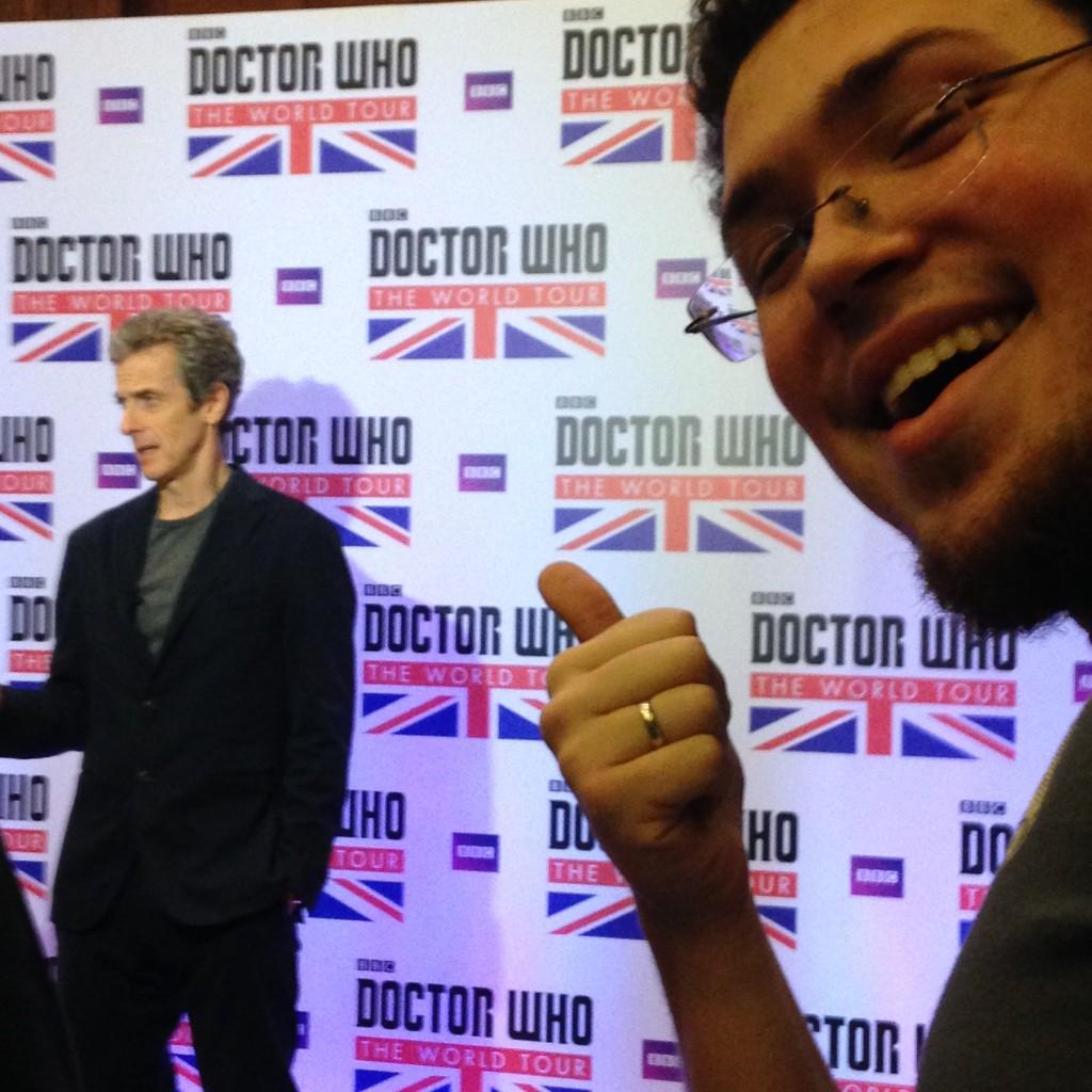 Doctor Who World Tour Rio de Janeiro Brasil 10