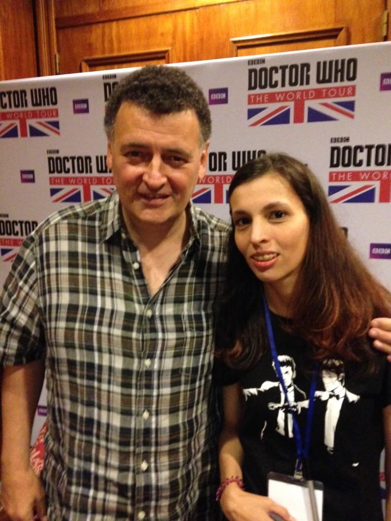 Doctor Who World Tour Rio de Janeiro Brasil 11