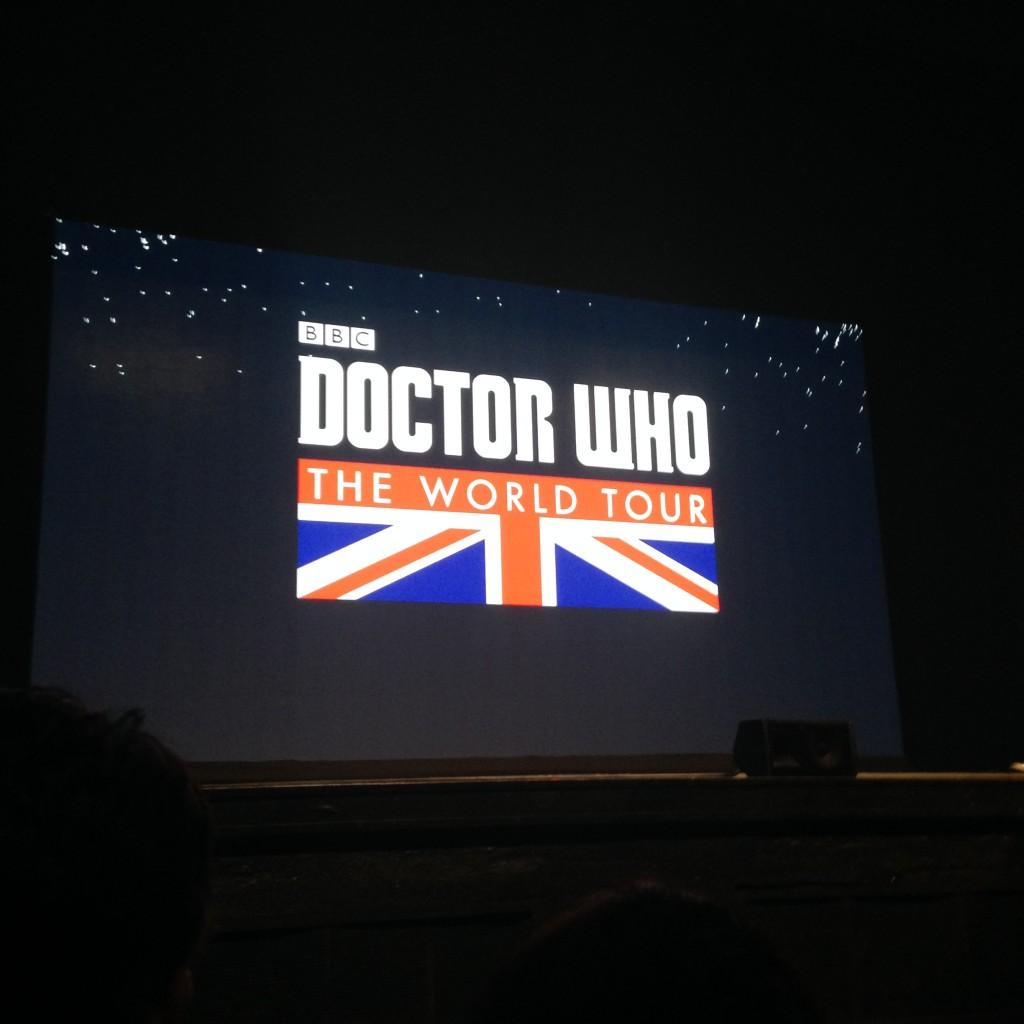 Doctor Who World Tour Rio de Janeiro Brasil 20