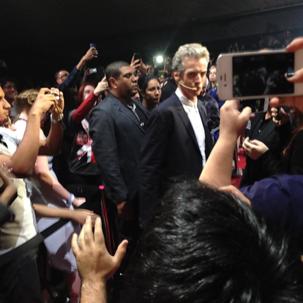 Doctor Who World Tour Rio de Janeiro Brasil 28
