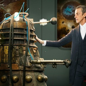 Into the Dalek: imagens, vídeos e Danny Pink!