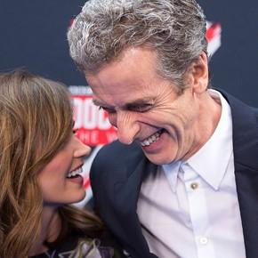 Doctor Who World Tour: Nova York – Peter Capaldi e Jenna Coleman chegam à América!