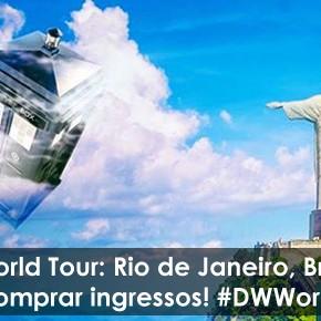 Doctor Who World Tour: Rio de Janeiro, Brasil – saiba como comprar ingressos!