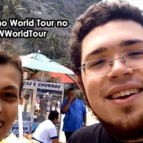 DWBR no ar: Especial Doctor Who World Tour no Rio de Janeiro! #DWWorldTour