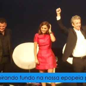 DWBRcast 03 – Respirando fundo na nossa epopeia no Rio de Janeiro – Nosso review da Doctor Who World Tour e Deep Breath!