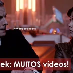 Into the Dalek: VÁRIOS vídeos!