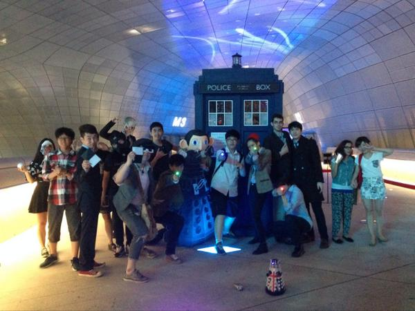 doctor who world tour - seoul 07