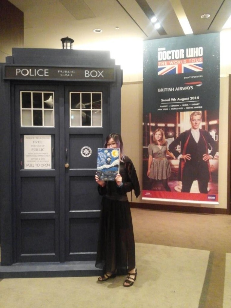 doctor who world tour - seoul 08