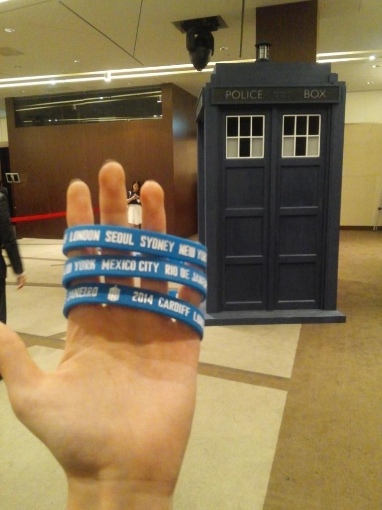 doctor who world tour - seoul 09