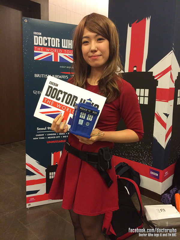 doctor who world tour - seoul 10