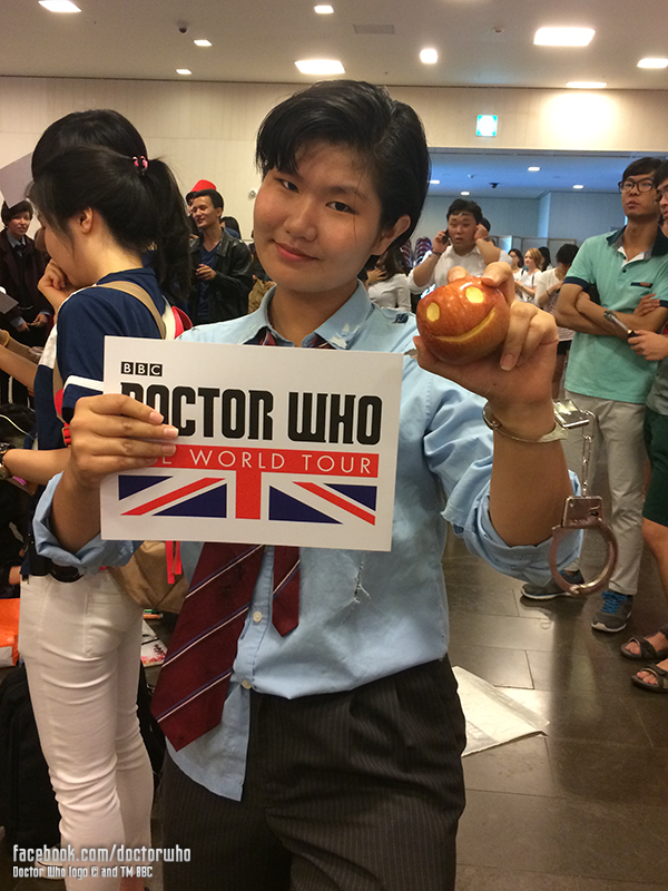 doctor who world tour - seoul 11