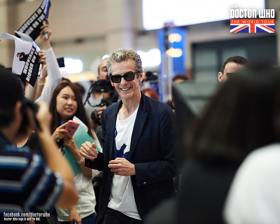 doctor who world tour - seoul 15