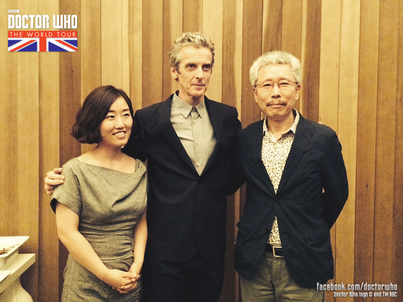 doctor who world tour - seoul 18