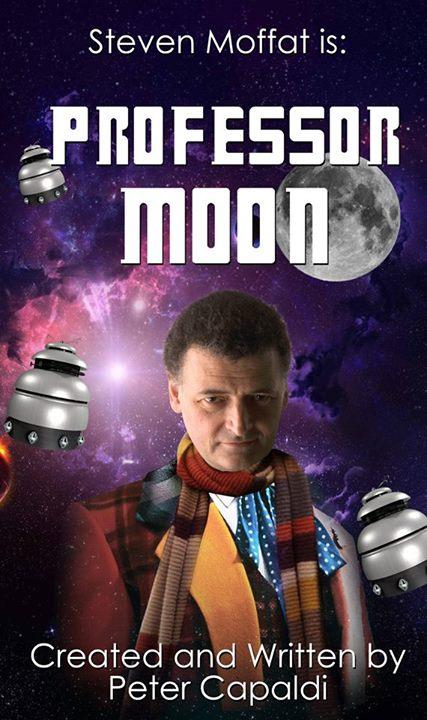 Professor Moon! Crédito da imagem: João Marcos Nascimento
