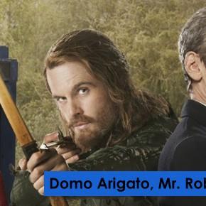 DWBRcast 05 – Domo Arigato, Mr. Robot of Sherwood!