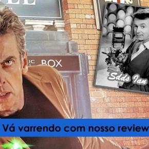 DWBRcast 08 – Vá varrendo com nosso review de The Caretaker