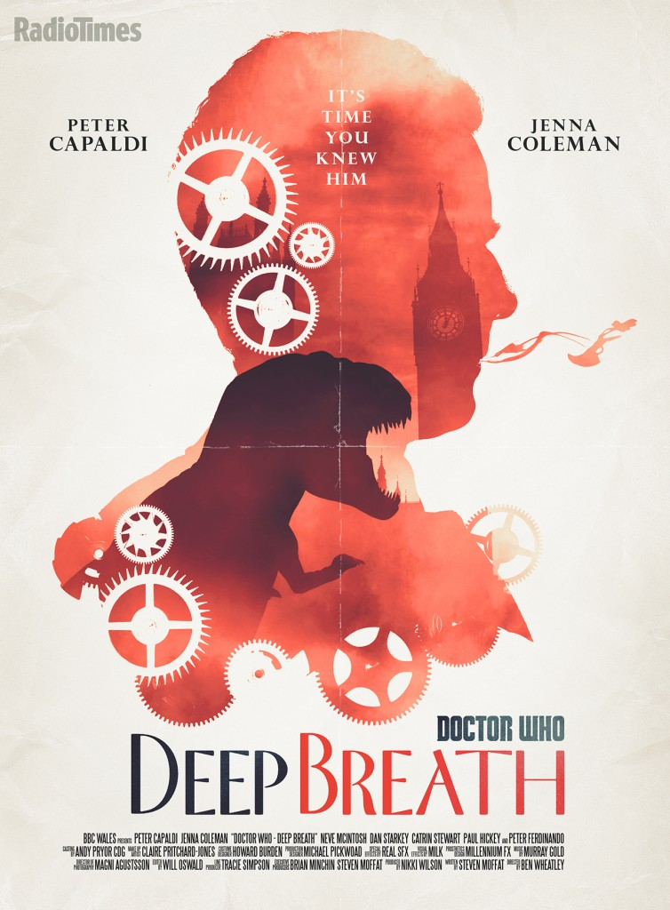 deep breath radio times poster
