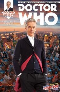 Capa-new-york-comic-con-HQ-12-Doutor-Doctor-Who-Brasil