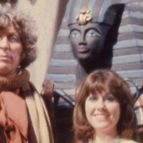 [Download - Série Clássica] Pyramids of Mars, com Tom Baker e Elisabeth Sladen!