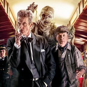 8×08 – Mummy on the Orient Express – confira as imagens e vídeos de divulgação!