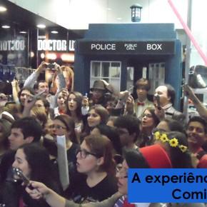 DWBRcast 18 – A experiência sensacional da Comic Con Experience!