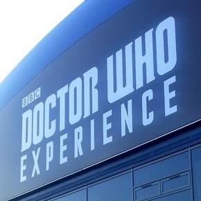 Conheça a Doctor Who Experience em Cardiff com nossa correspondente internacional!