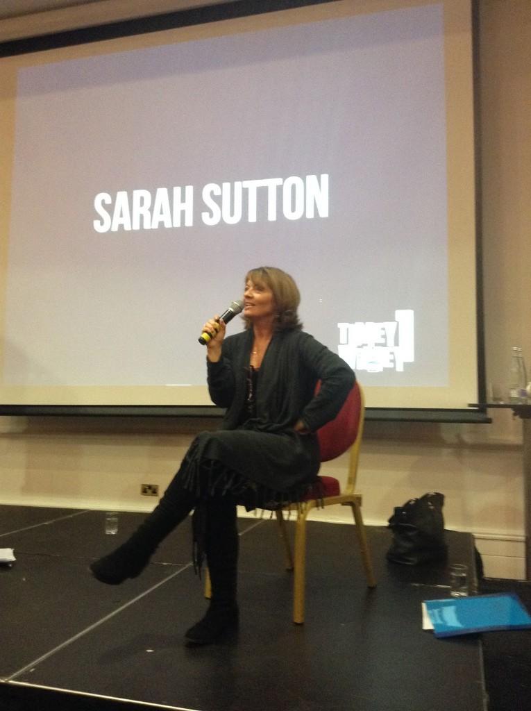 Sarah Sutton, Nyssa de Traken