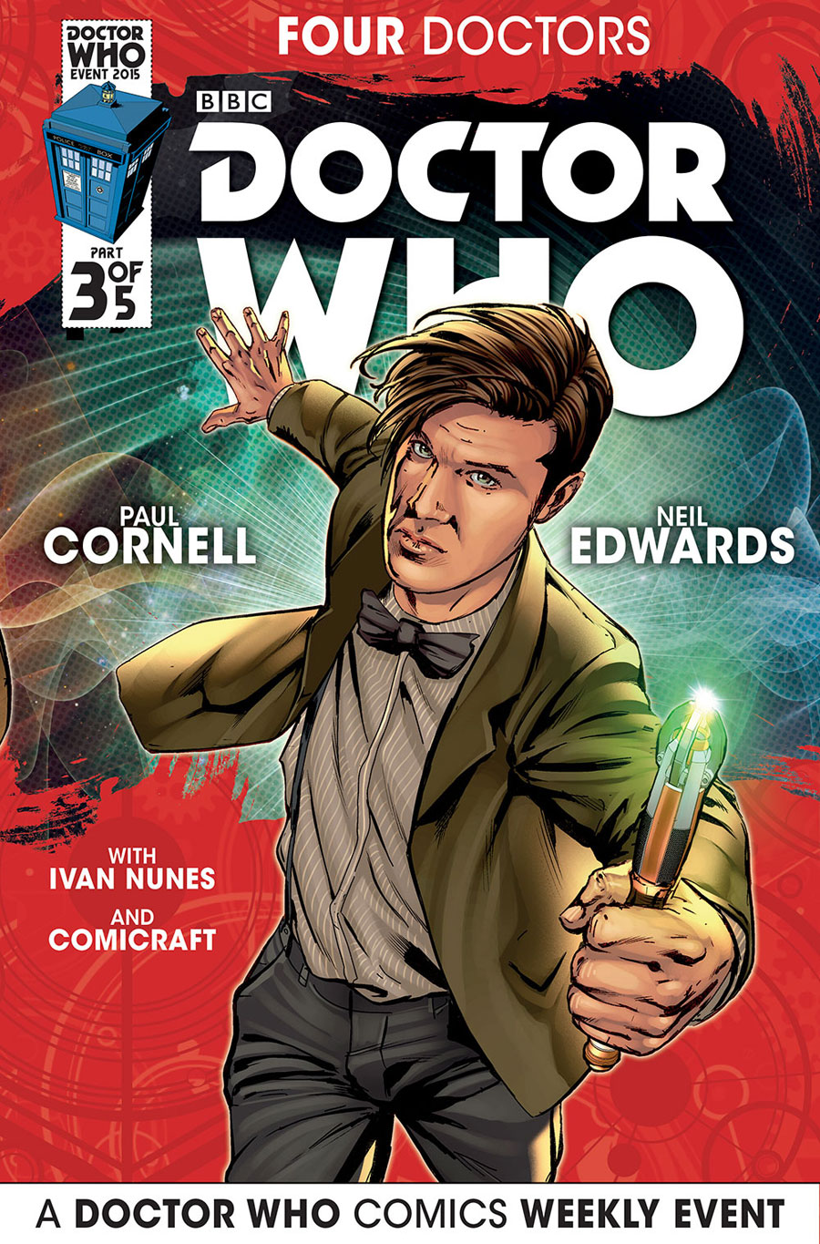 Titan-Comics-Doctor-Who-3-Four-Doctors-Doctor-Who-Brasil