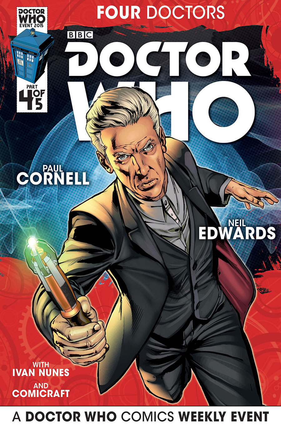 Titan-Comics-Doctor-Who-4-Four-Doctors-Doctor-Who-Brasil