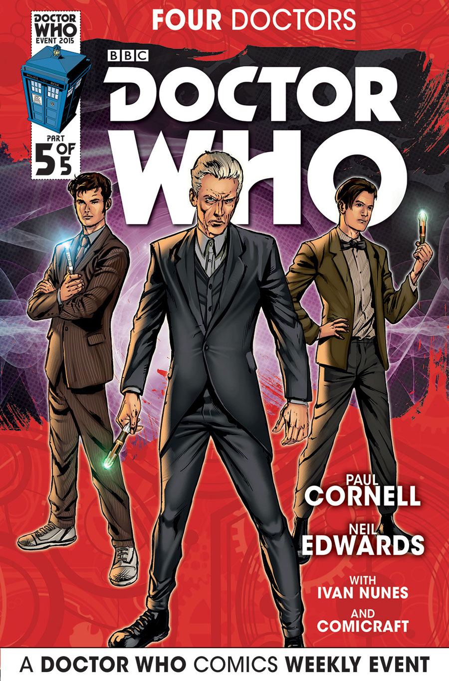Titan-Comics-Doctor-Who-5-Four-Doctors-Doctor-Who-Brasil