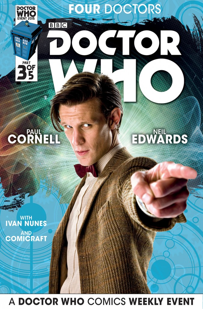 doctor who titan comics matt smith
